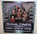 Star Trek Deep Space Nine Wall Calendar : 2000