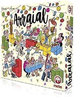 Arraial - Juego de Mesa [Castellano]: Amazon.es: Juguetes y juegos