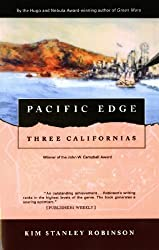 Pacific Edge: Three Californias (Three Californias Triptych series Book 3)