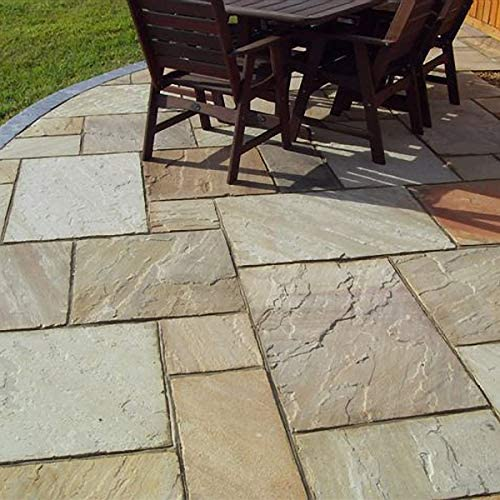 900x600mm single size PRICE PER METER, Harvest Natural Paving Classicstone traditional Flagstones