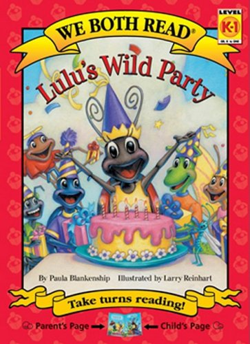 Lulu's Wild Party (We Both Read - Level K-1 (Quality)) -