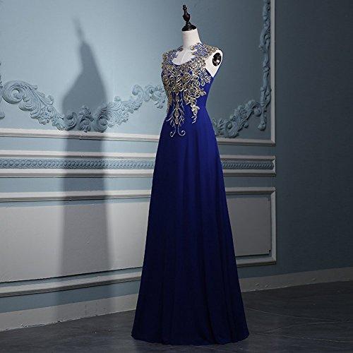 Damen Empire Drasawee Blau Drasawee Empire Damen Kleid Kleid Blau Drasawee nS7qxUfg