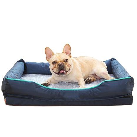 YSSY Nido para Mascotas, colchoneta para Dormir, cojín para ...