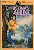 Christina's Ghost, Betty Ren Wright, 0590427091