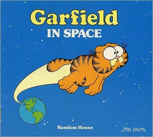 Book Garfield in Space