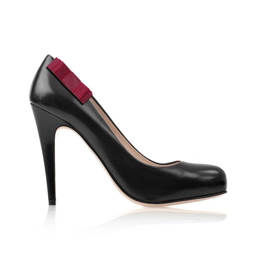 0c4b9cd78736 Amazon.com  Detachable Shoe Clip Bows  Shoes