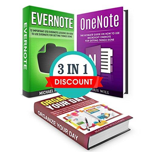 Lærebøker å laste ned gratis Productivity 3 in 1 Box Set