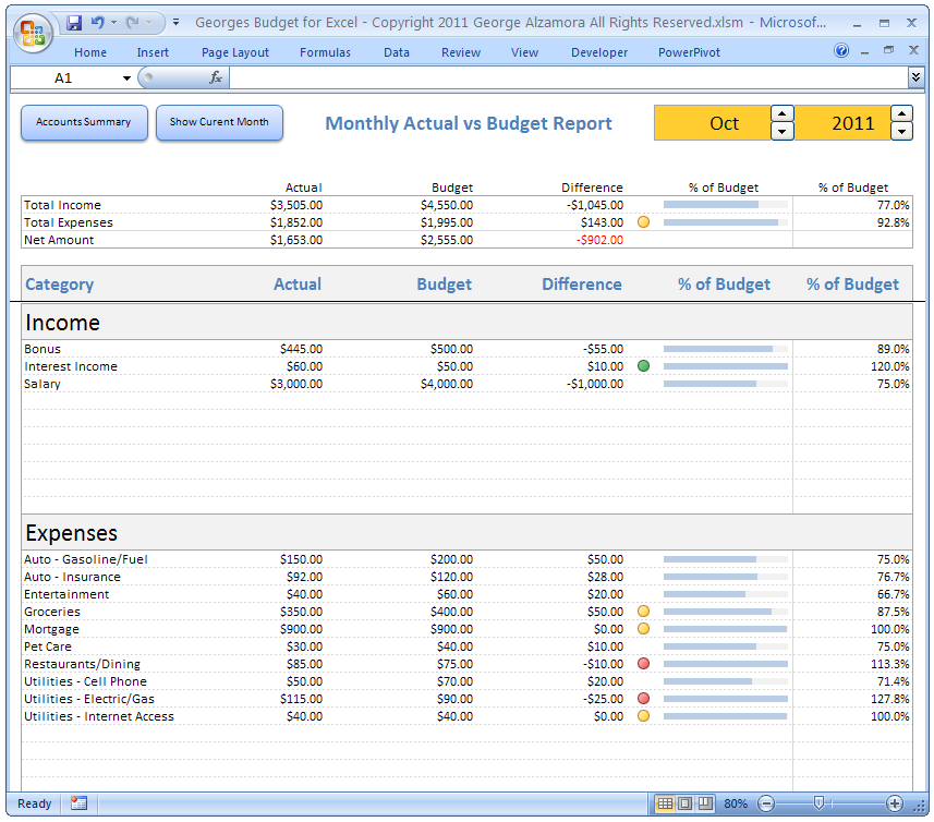 amazon com excel budget software and checkbook register spreadsheet