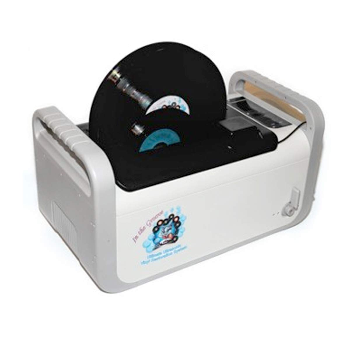 FatWyre KA-RC-1 - Kirmuss Audio's Ultrasonic Restoration System, Vinyl Records LPs Albums Disc Cleaner
