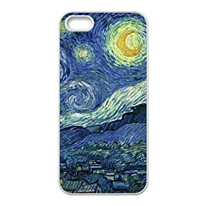 LGLLP Oil painting Phone case For iPhone 5,5S [Pattern-6]