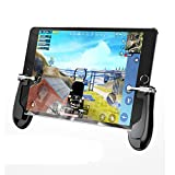 Fullfun Professional Tablet Game Trigger Fire Button Aim Key Gamepad L1R1 Controller Universal for Mobile Android IPad Game Handle Fullfun