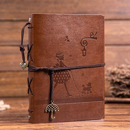 wedding gift album rustic leather guestbook memory album Baby photo album Personalized leather album leather Photo album
