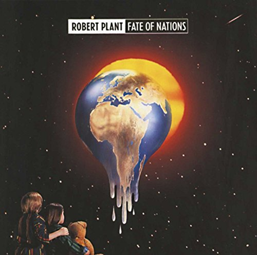 CD : Robert Plant - Fate of Nations (CD)