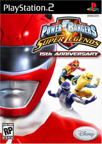 - Power Rangers Super Legends