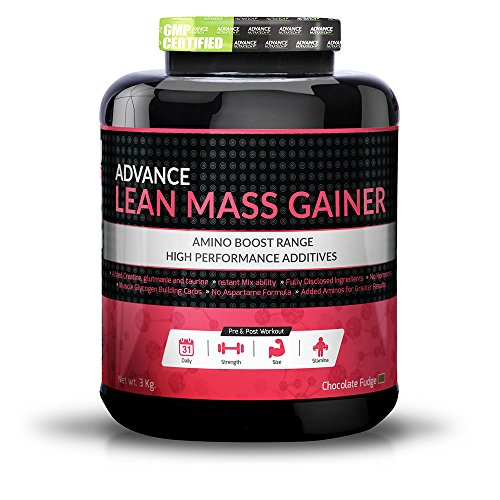 Lean Mass Gainer 6LBS Sugar-free Chocolate