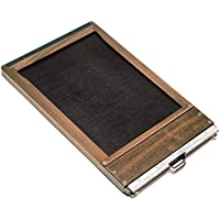 OZSHOP JIEYING 5x7 Black Walnut Wooden Film Holder For B&J WISNER LINHOF TOYO WISTA