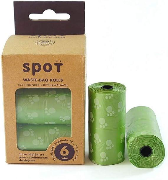 Cata-caca, saquinho higiênico biodegradável - Spot