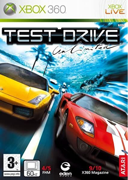 Test Drive Unlimited: Amazon.es: Videojuegos