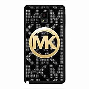 Michael Kors Phone Fundas for Samsung Galaxy Note 4,Protective Samsung Galaxy Note 4 MK Unique Flexible TPU Phone Cover