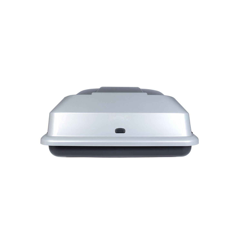430 Litri RAX K0382092 Dynamic 434 Box da Tetto Grigio Chiaro Metallizzato