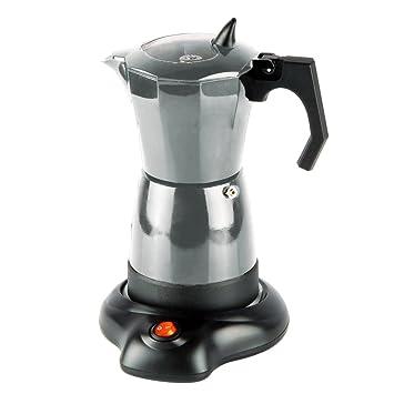 BN Houseware 3275 - Cafetera eléctrica de 6 tazas con base inalámbrica