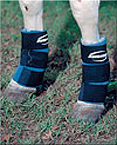 ProKold DK-107 4 Panel Short Equine Leg Ice Wraps by Pro-Kold (Image #1)
