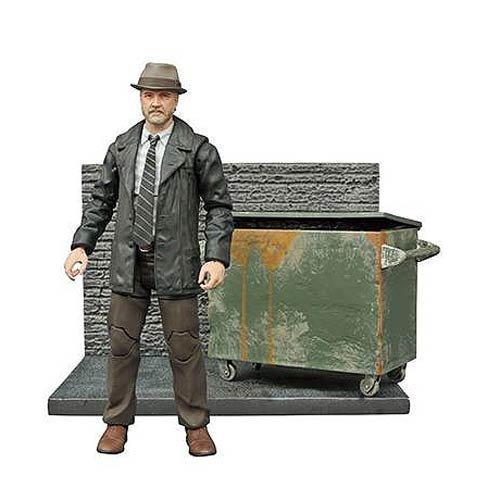 Gotham TV Series Detective Harvey Bullock Action Figure