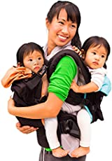 f6bf9d9615c Looking For the Best Baby Carrier for Twins  Here s the Lucie s List ...
