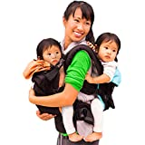 TwinGo Original Baby Carrier- Separates to 2 Single...