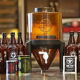 BrewDemon Craft Beer Kit Plus