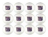 EnjoyLife Inc New York Giants NFL Golf Ball 12-Pack