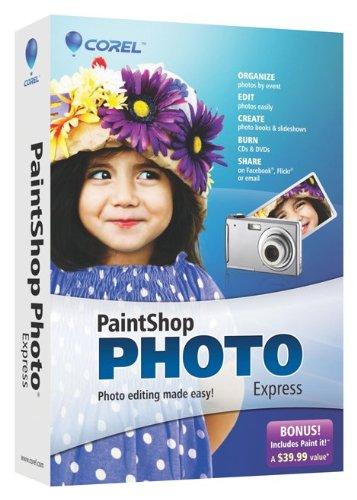 Corel PaintShop Photo Express