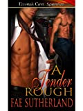Front cover for the book A Tender Rough by Fae Sutherland