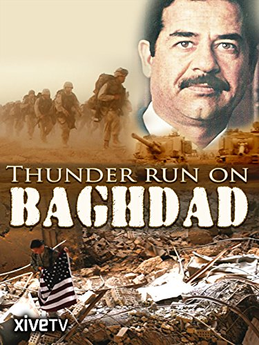 Thunder Run on Baghdad