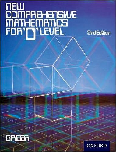 Mathematics book level o