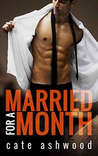 Married Month Cate Ashwood ebook