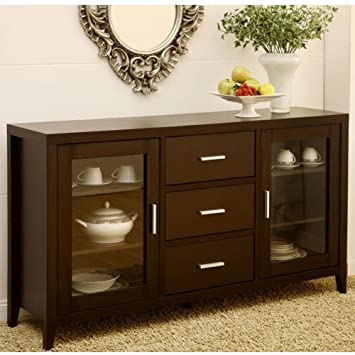 Metropolitan Espresso Finish Dining Buffet