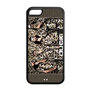 MMZ DIY PHONE CASENew Design Your Duck Dynasty Back Case for Apple iphone 6 plus 5.5 inch JN5C-1347