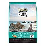 canidae food - CANIDAE Grain Free PURE Sea Cat Dry Formula with Fresh Salmon, 10 lbs