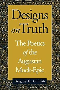 Bittorrent Descargar En Español Designs On Truth: The Poetics Of The Augustan Mock-epic Epub Gratis
