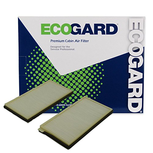 ECOGARD XC15506 Premium Cabin Air Filter Fits Chevrolet Tracker / Suzuki Grand Vitara, XL-7, Vitara