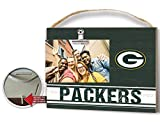 KH Sports Fan Clip It Colored Logo Photo Frame Green Bay Packers