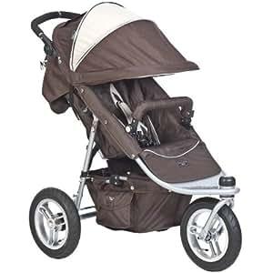 Valco Baby Tri-mode Single Stroller EX- Hot Chocolate