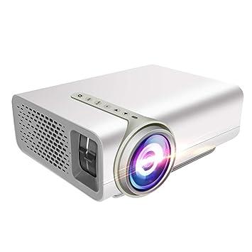 PFMY.DG Mini proyector para el Sistema de Cine en casa Proyector ...