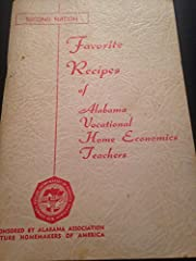 Favorite Recipes of Alabama vocational Home…