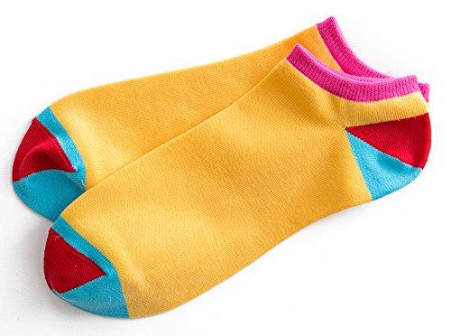 傾向があります砂利染料日本製靴下 親子でカラー靴下 レディース スニーカーソックス 22-24cm