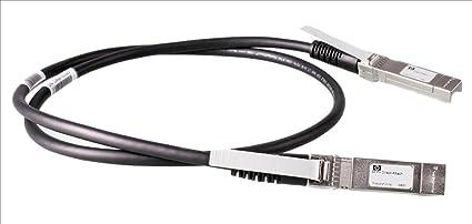 HP X240 10G SFP+ 1.2m DAC - Cable de red (1,2m, SFP+, SFP+) Negro ...