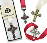 4 Piece Cross Bookmarks Set