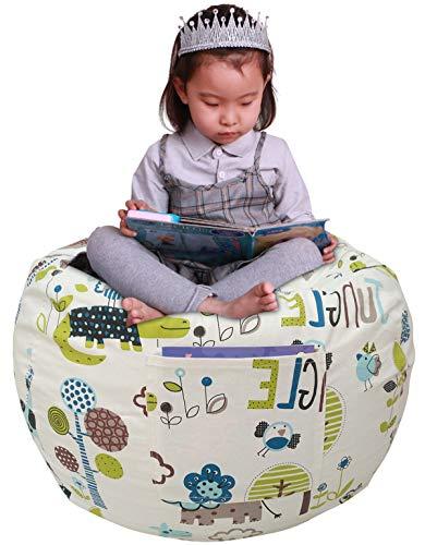 (Great Eagle Stuffed Animal Storage Bean Bag Chair Cover|38