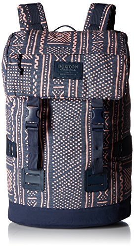 Burton Tinder backpack, Mood Indigo Bambara Canvas, One ()